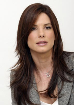 sandra bullock and hair cut