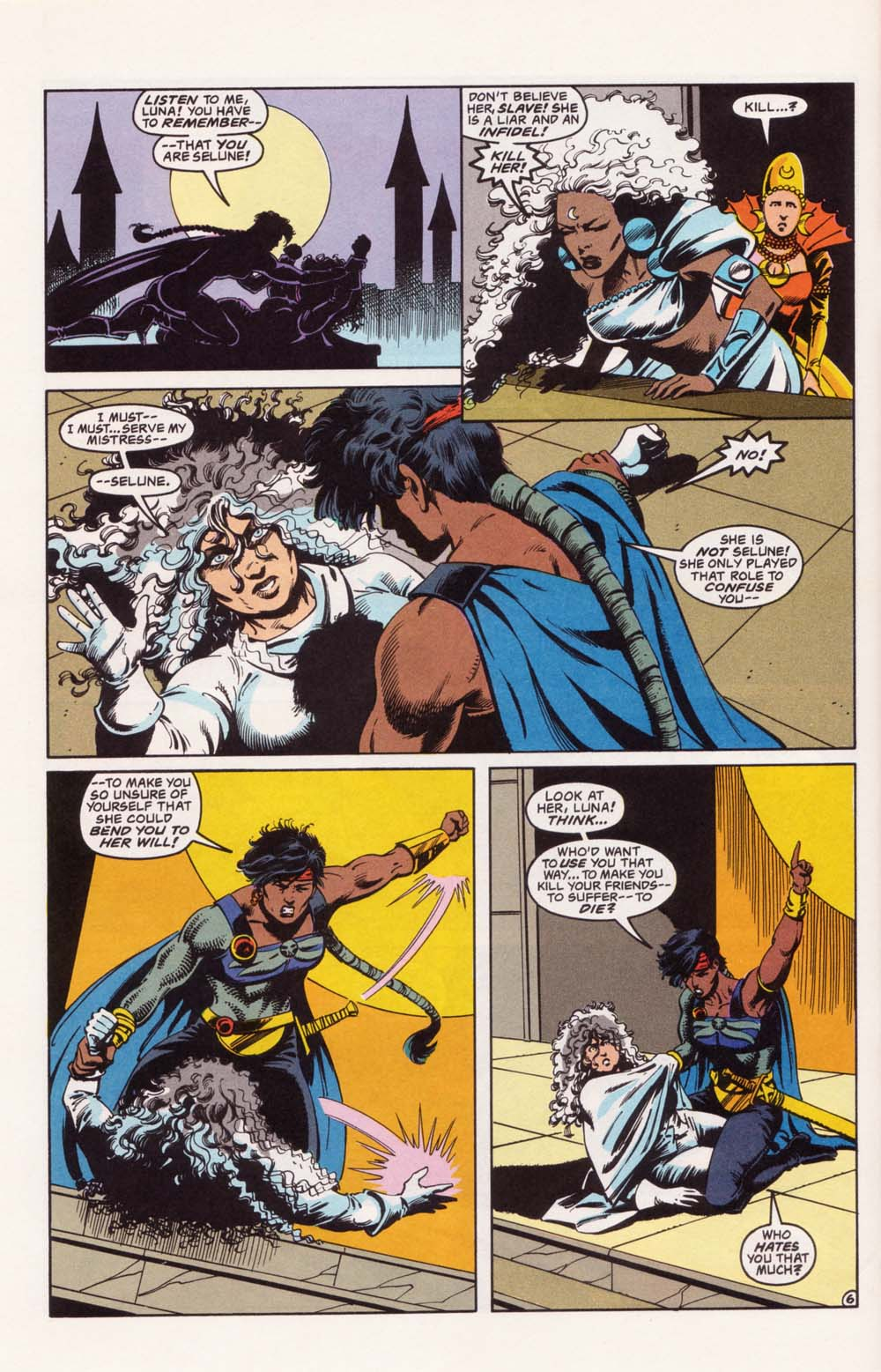 Read online Advanced Dungeons & Dragons comic -  Issue #22 - 6