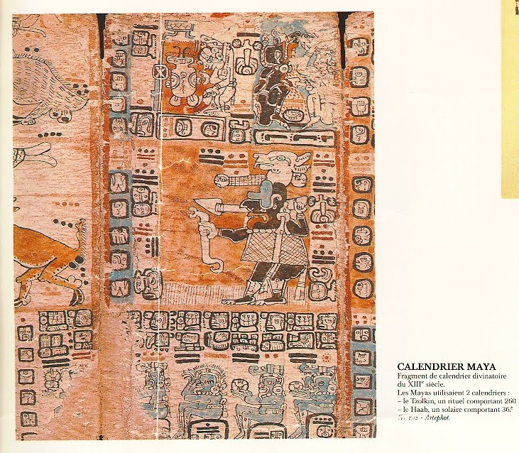 The Heart Sutra and the Mayan Tzolkin Calendar
