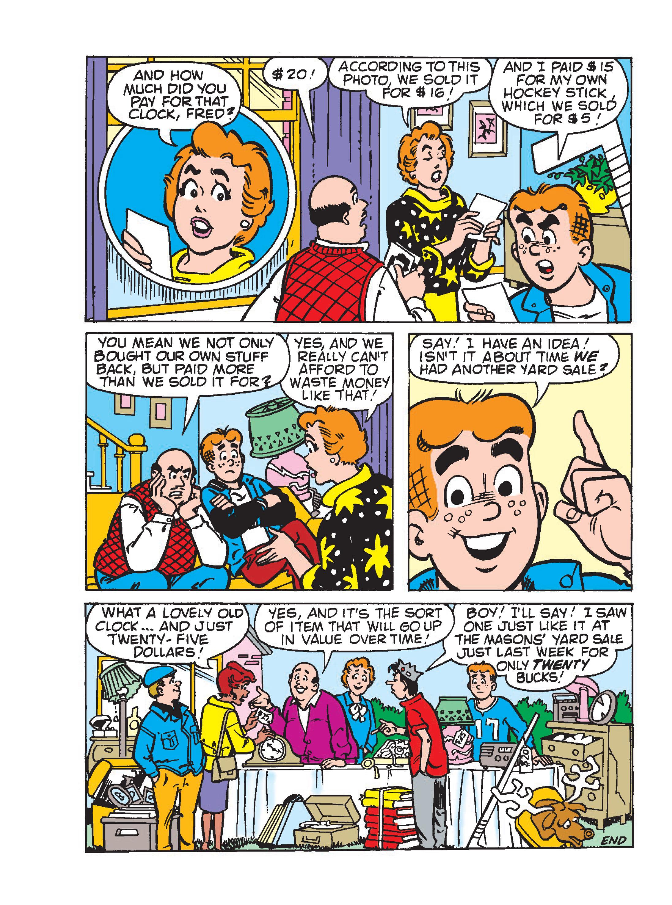 Read online Archie 1000 Page Comics Blowout! comic -  Issue # TPB (Part 1) - 83