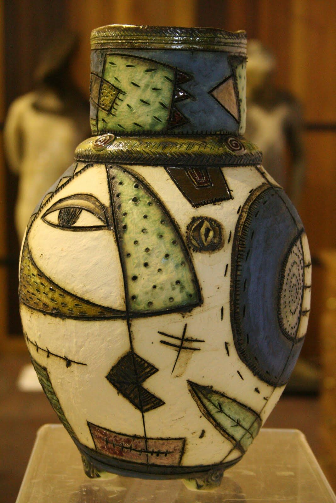 Clementina Ceramics More Ceramics At The National Exhibition