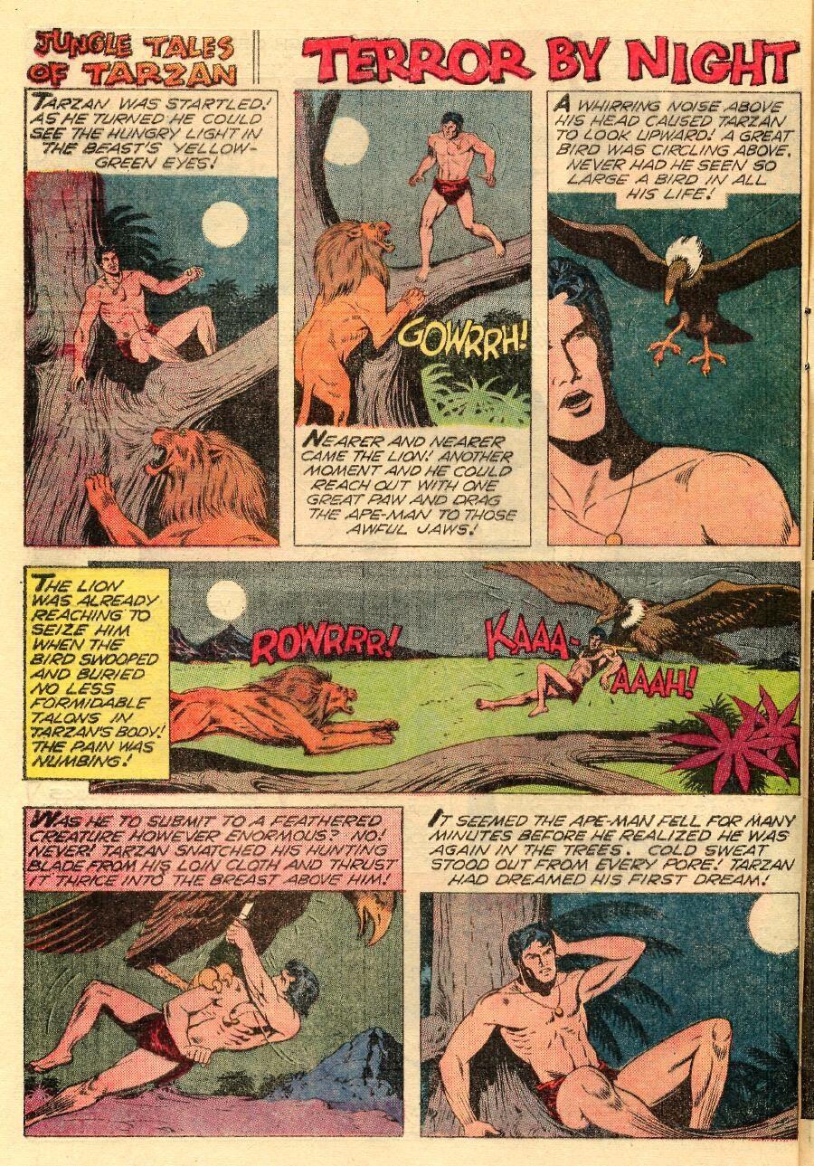 Tarzan (1962) issue 194 - Page 32