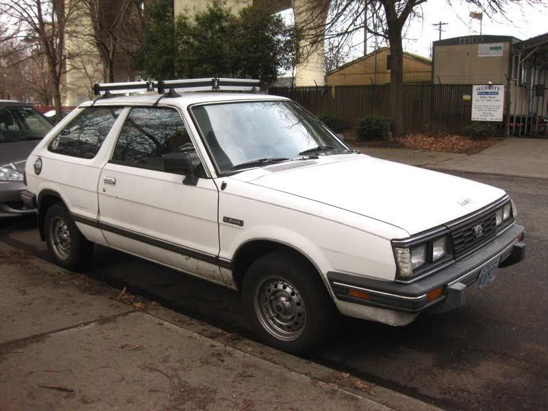 Old Subaru 30