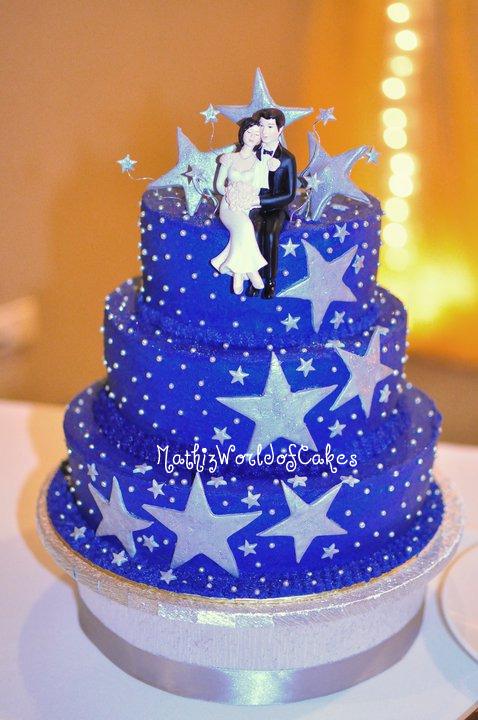 Mathiz Wedding Cake Star Ry Nite