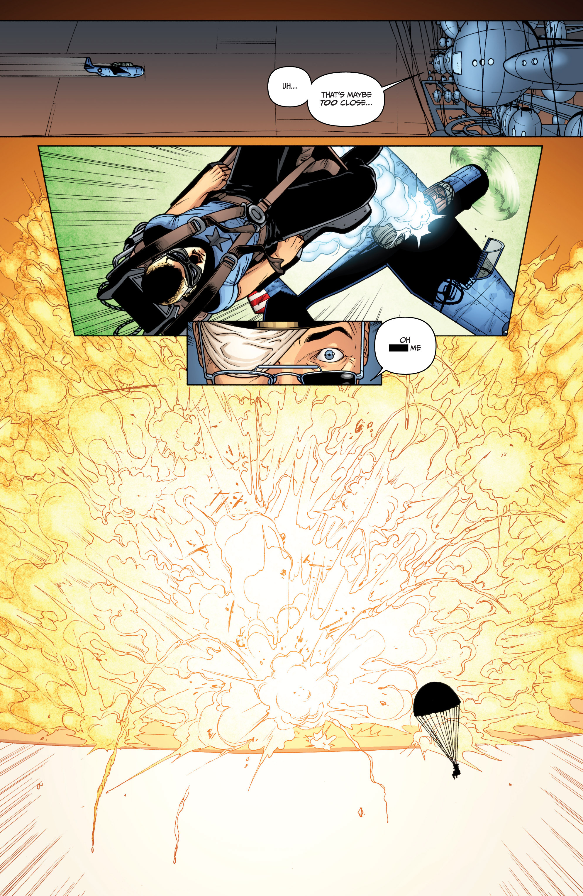 Read online Archer and Armstrong comic -  Issue #Archer and Armstrong _TPB 3 - 112