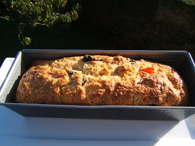 Cake Poivron Olives