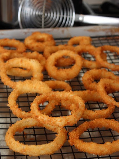 Foodwishes Onion Rings