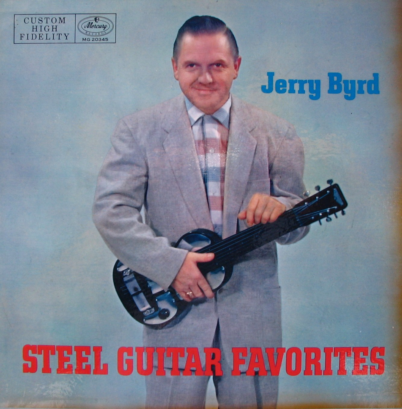 Allens Archive Of Early And Old Country Music Jerry Byrd