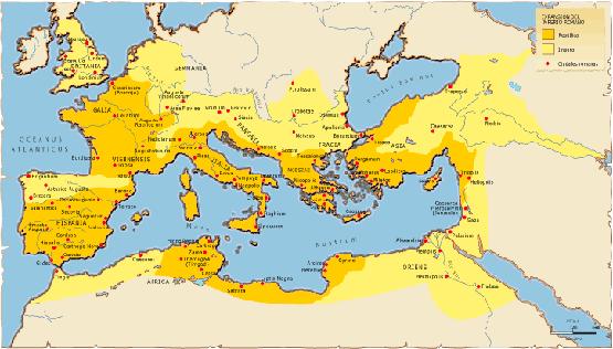 Facebook Marcador De Posición Para Ubicar Lugares En: Per Tritam Viam: El Imperio Romano En Gran Bretaña