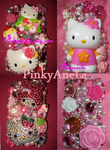 Hello Kitty  Red Apple Mimobot 4G