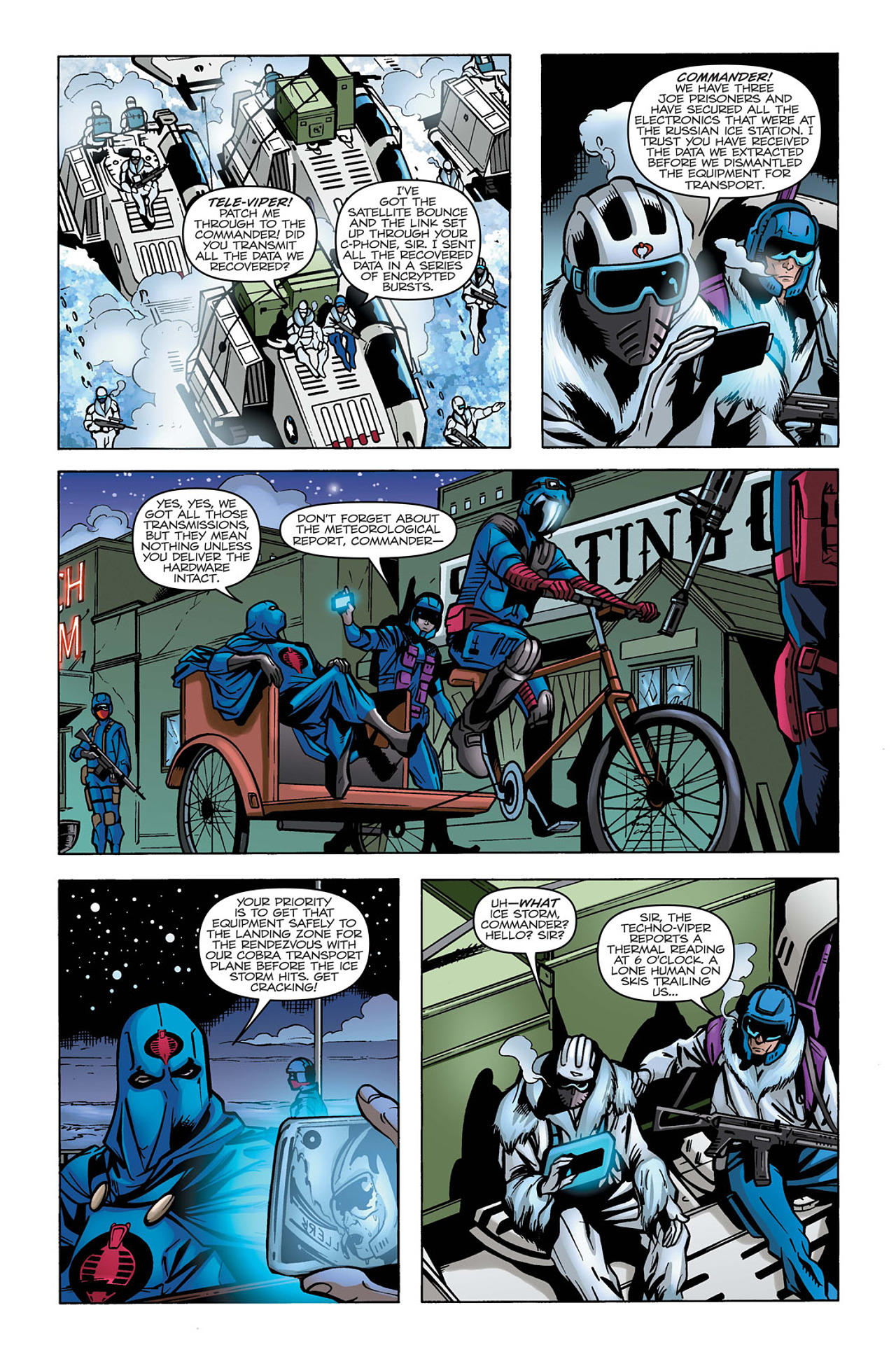 G.I. Joe: A Real American Hero 168 Page 5