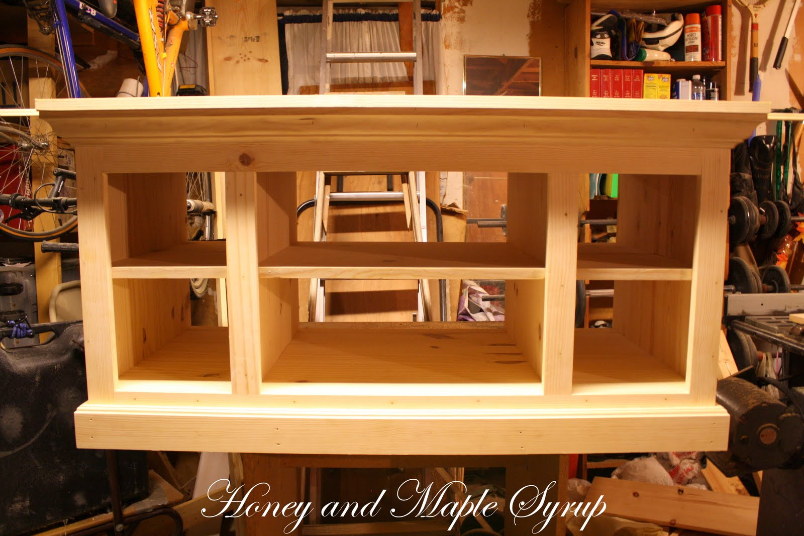 Woodwork Built In Tv Stand Plans PDF Plans