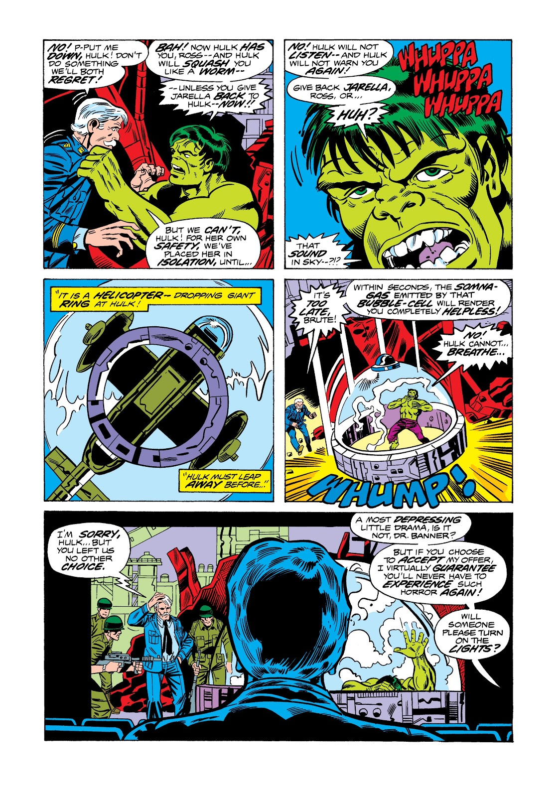 Read online Marvel Masterworks: The Incredible Hulk comic -  Issue # TPB 12 (Part 2) - 76