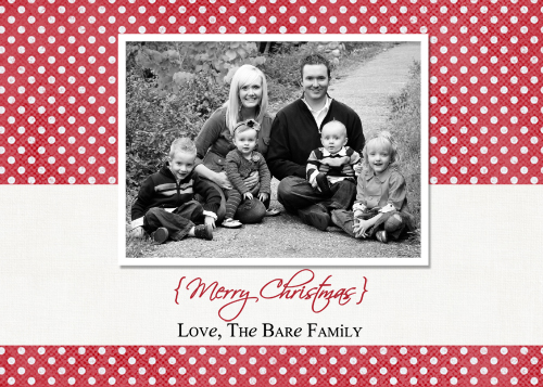 Free Holiday Card Templates Photoshop Traffic Club