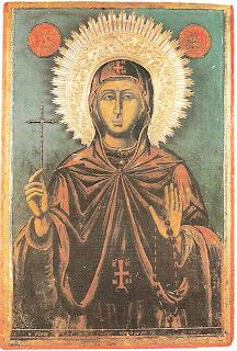 Αποτέλεσμα εικόνας για Αγία Αναστασία η Ρωμαία