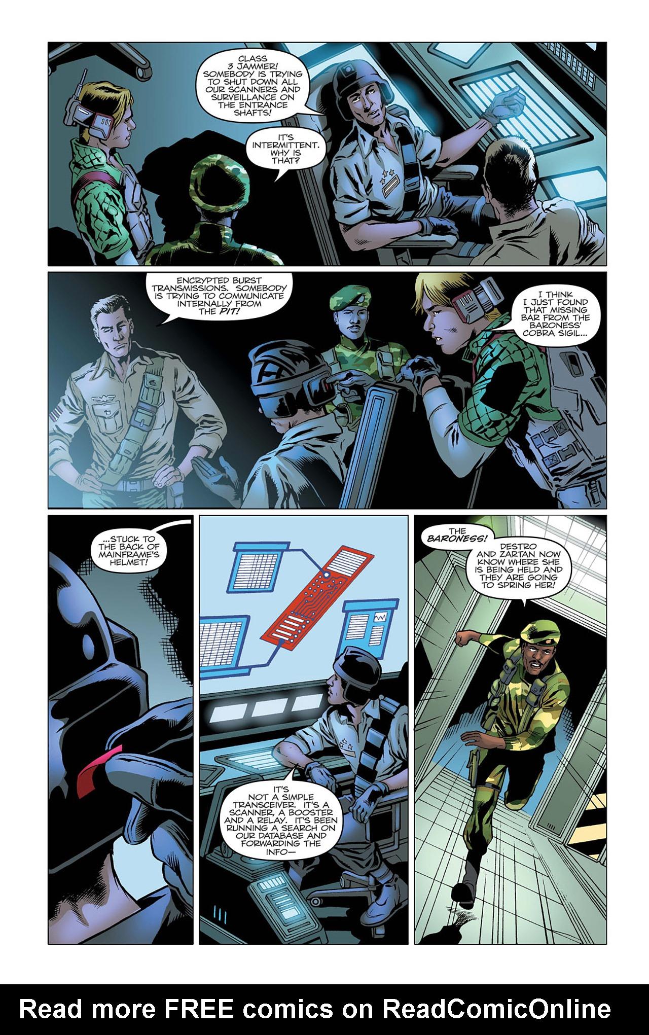 G.I. Joe: A Real American Hero 164 Page 16