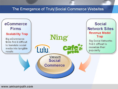 Emergence of Truly Social Commerce Websites (A Mini Case of Lulu.com)