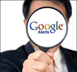 Google Alerts Optimization