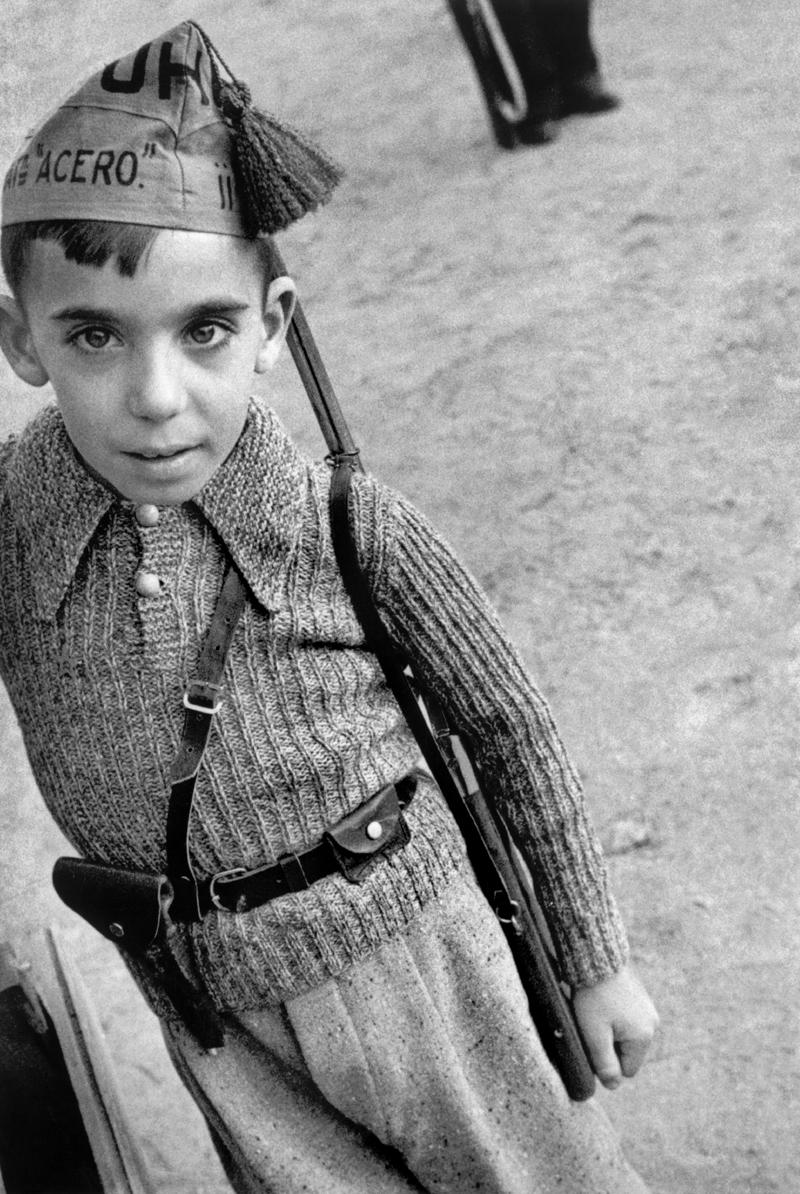 Robert Capa Guerre D Espagne : robert, guerre, espagne, Weimar:, Robert