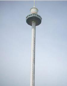Sky Tower Pulau Kumala 7 Menara Paling Terkenal Dan Bersejarah Di Indonesia