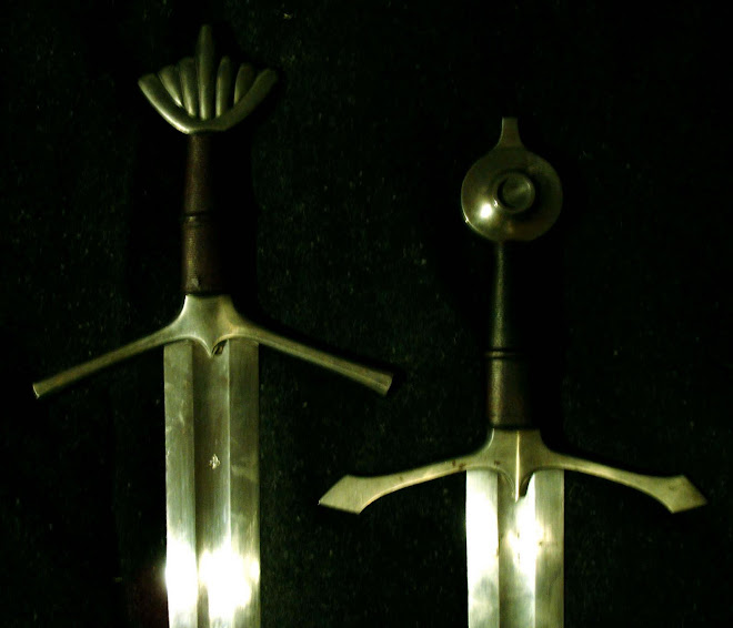 15th century West Highland swords