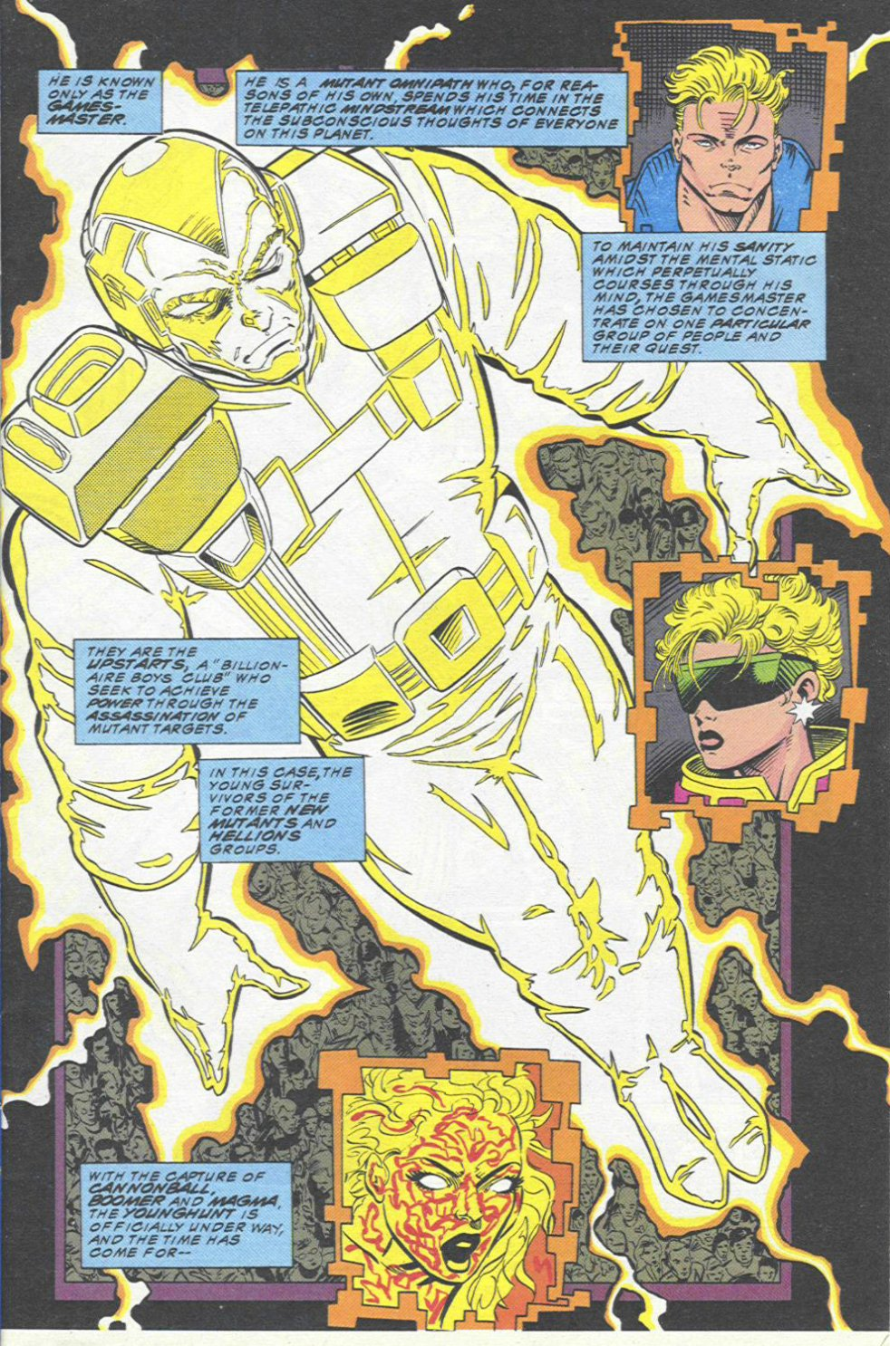 The New Warriors Issue #45 #49 - English 2