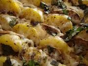 Картофи с гъби по Лигурски * Patate con funghi alla Ligure