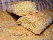 Багети с царевично брашно * Filoncini con farina di mais