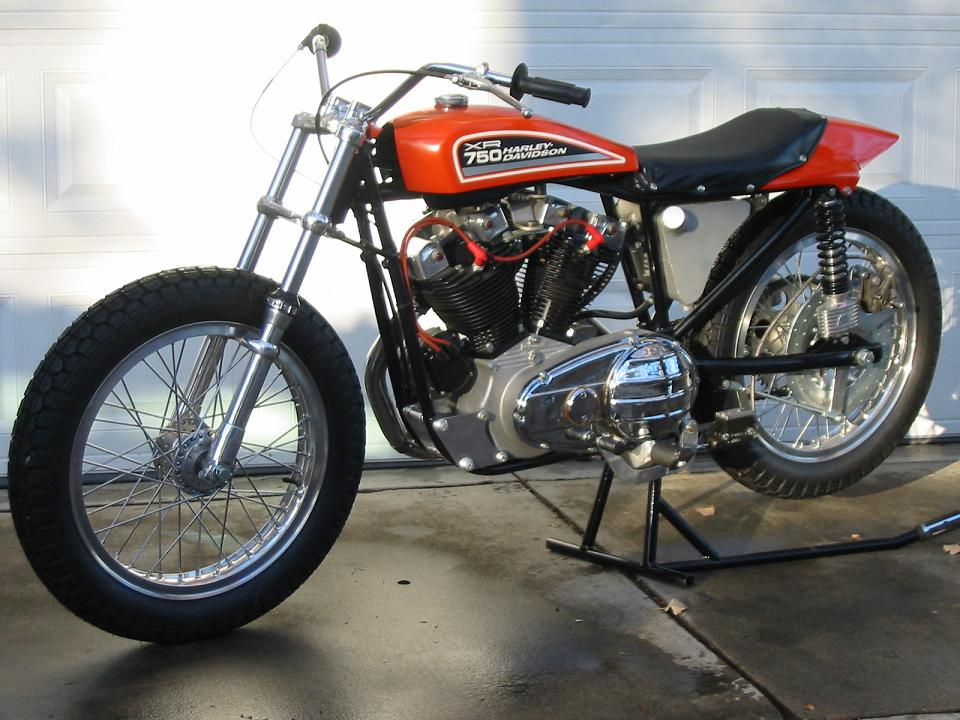 The Harley Davidson Xr 750: BaRoN: -1970 HaRLeY DAvIDsOn XR 750