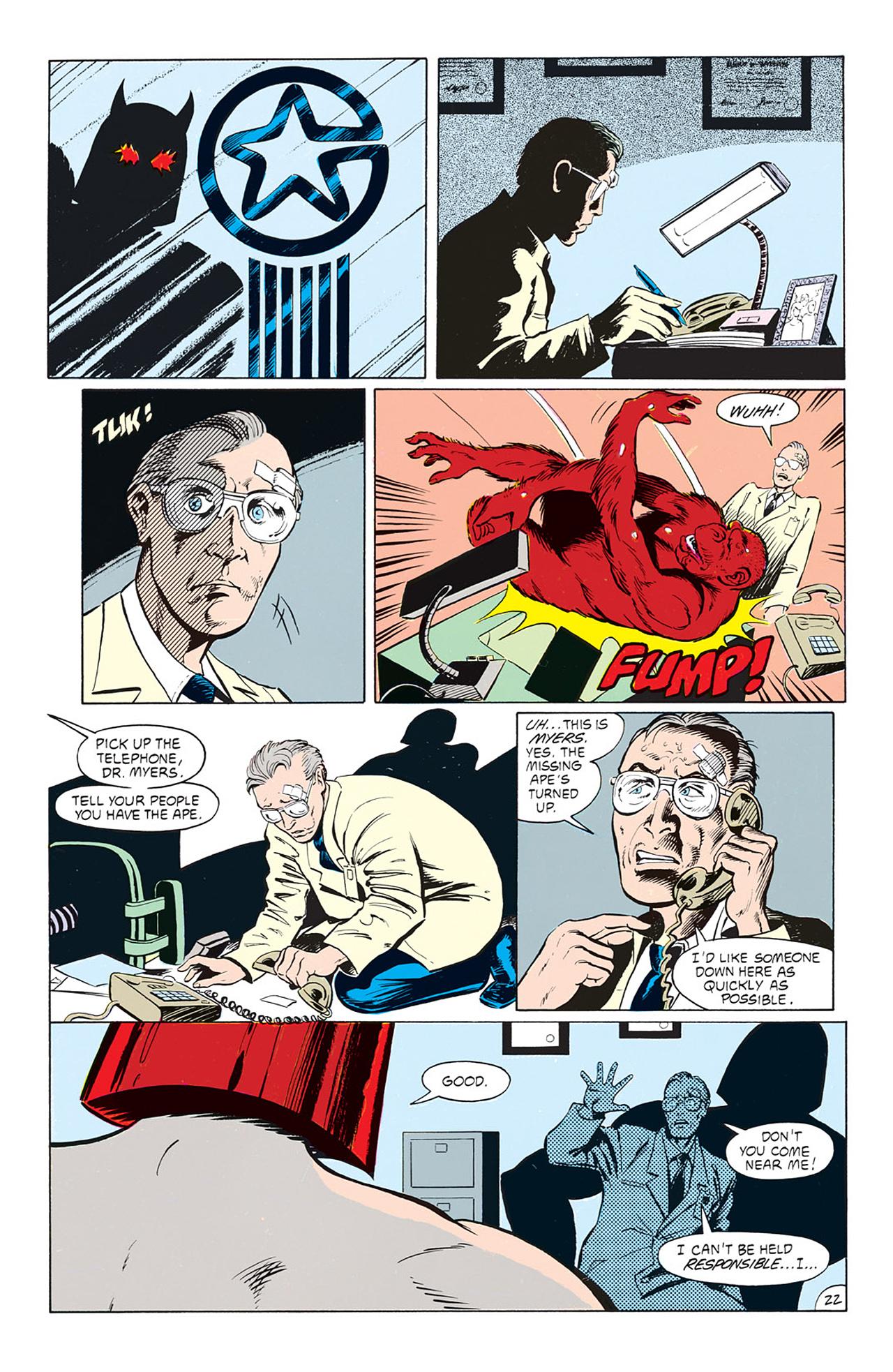 Read online Animal Man (1988) comic -  Issue #4 - 24