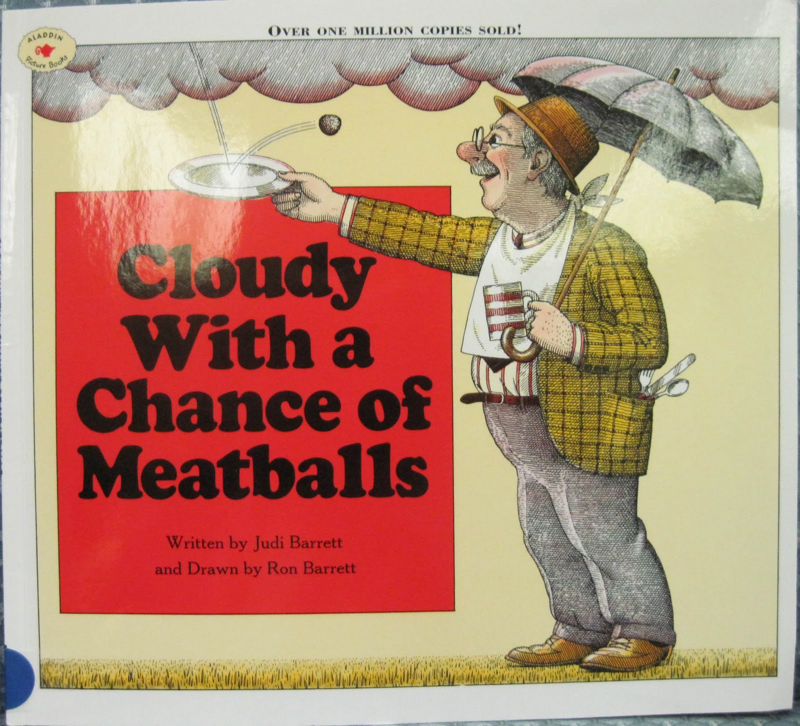 Kids Matter Cloudy With A Chance Of Meatballs
