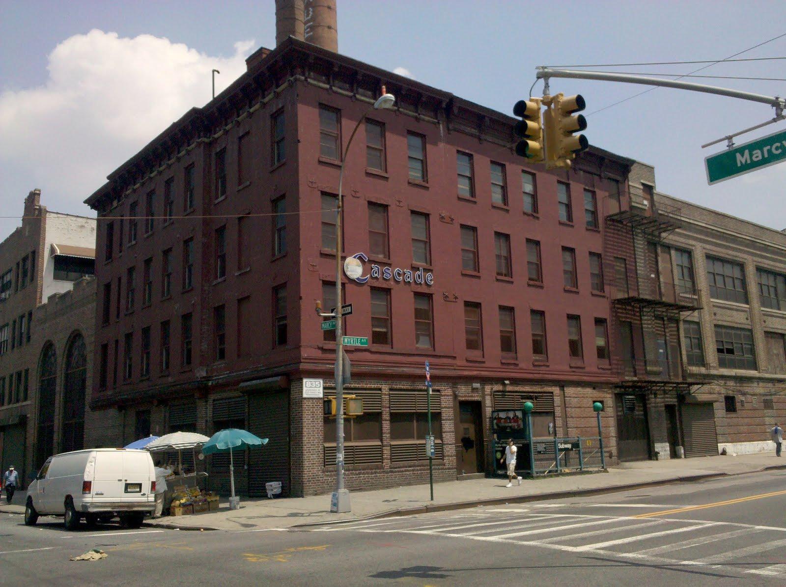 ed86569ab The Brooklyn Trolley Blogger: Last Wash at the Cascade Company est.1898
