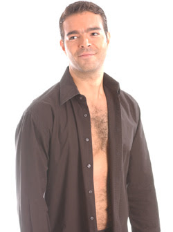 juan pablo espinosa sin camisa