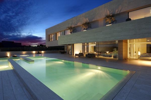 Casa Di Ronaldo In Italia
