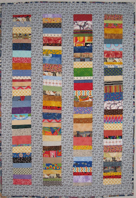 Hearts For Linus Coin Quilts