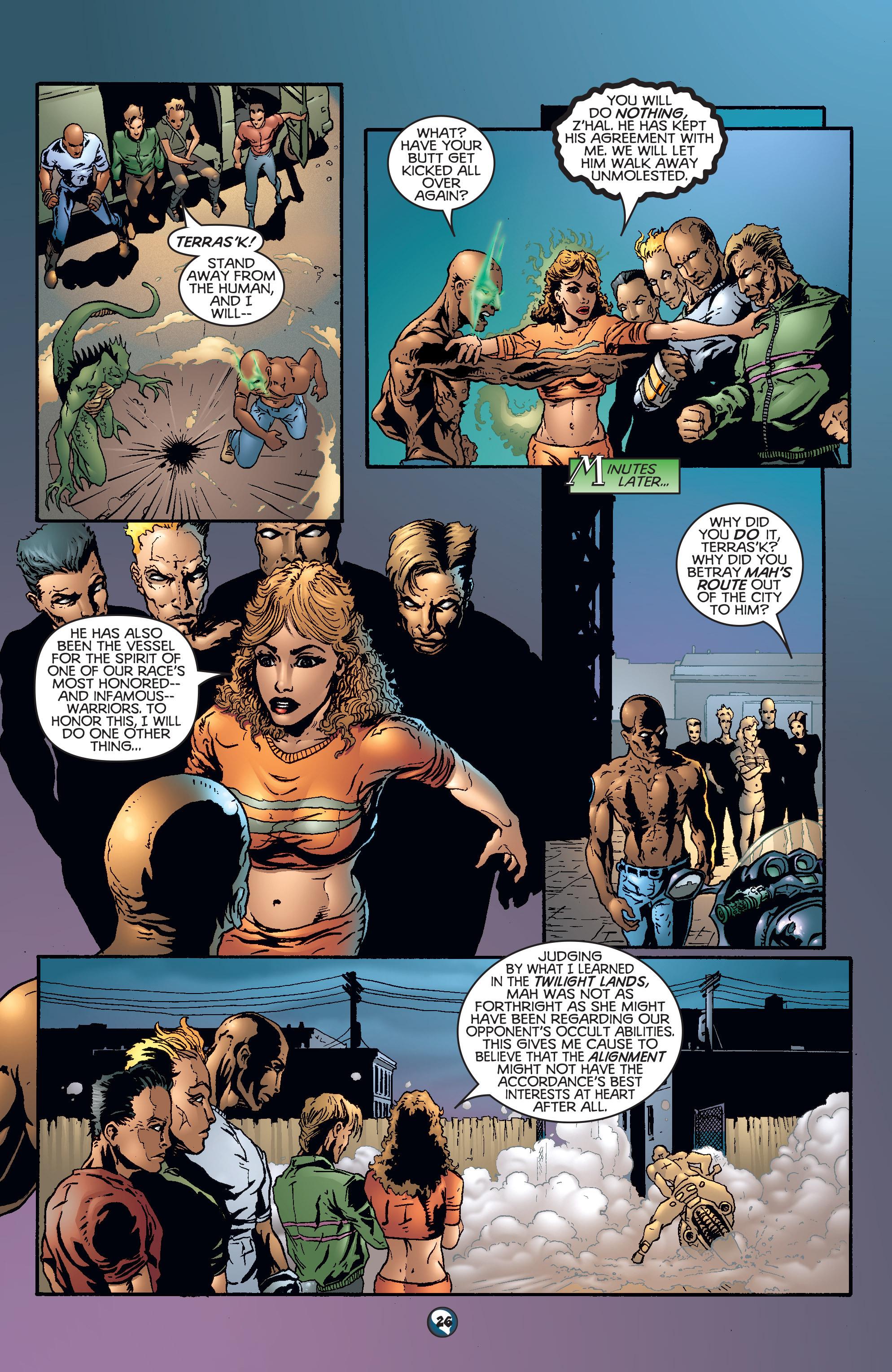 Read online Shadowman (1997) comic -  Issue #18 - 22