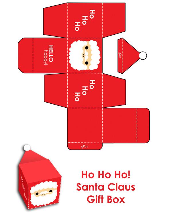 la casita de caro  lindas cajitas de navidad