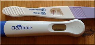 Es 7 Schwangerschaftstest