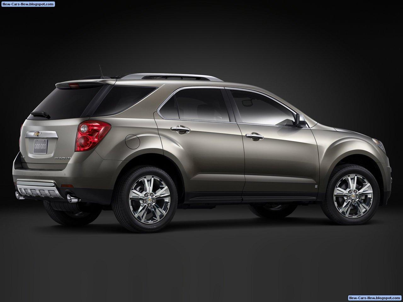 Regal Avalon 12 >> Chevrolet Equinox (2010)