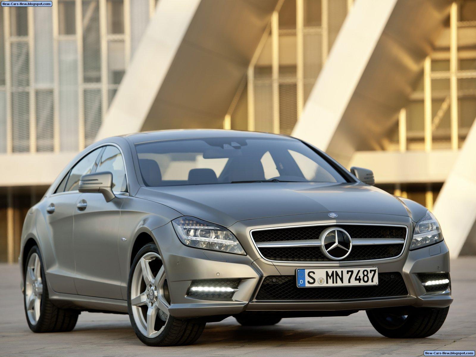 Mercedes Benz Cls Class X Wallpaper