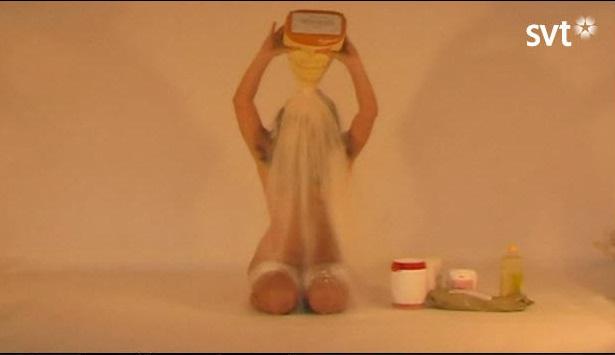 Photo nude burka girl