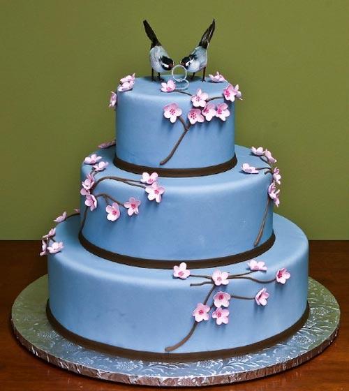 Blue Wedding Cake Ideas: Wedding Cakes Pictures: September 2010