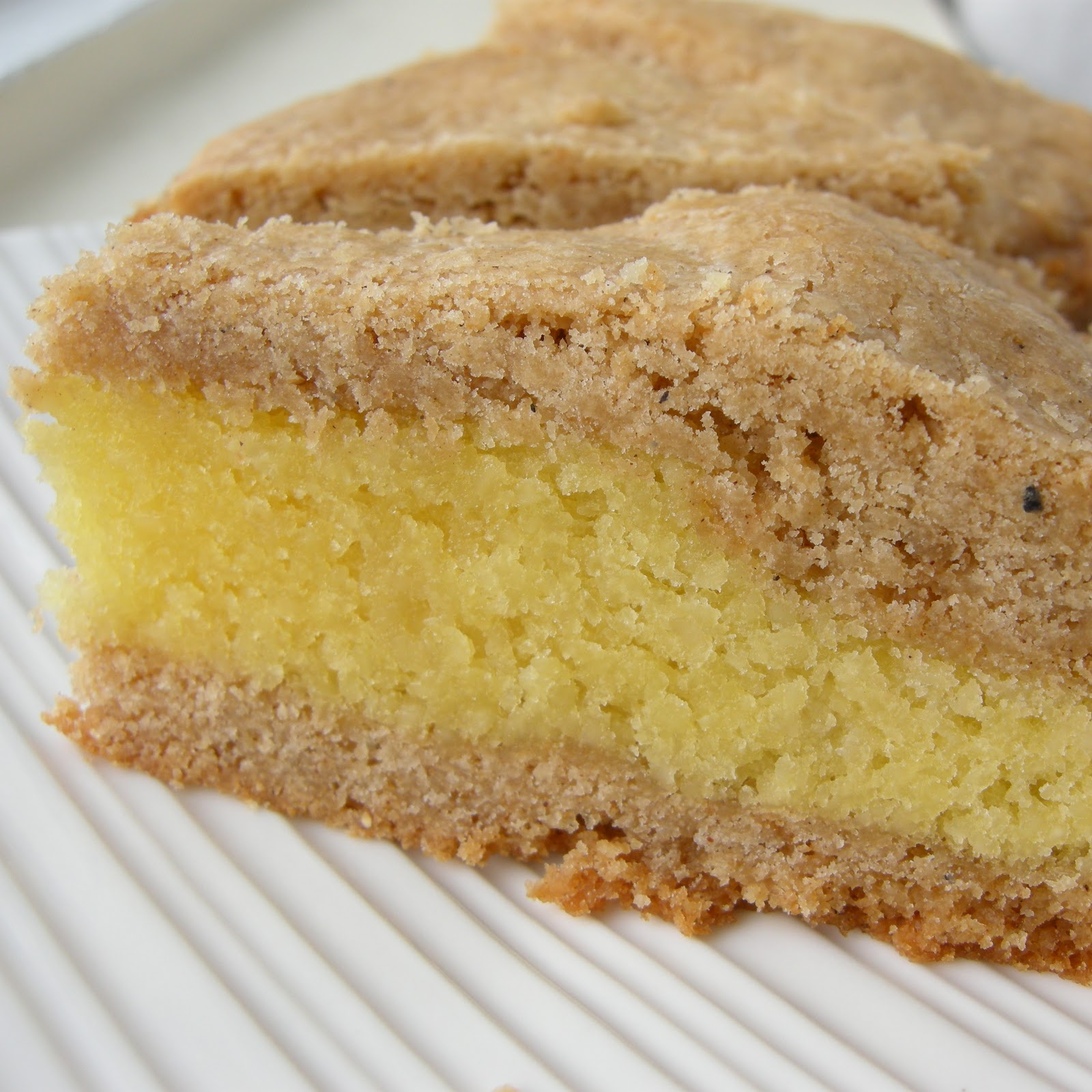 Almond Paste Coffee Cake
