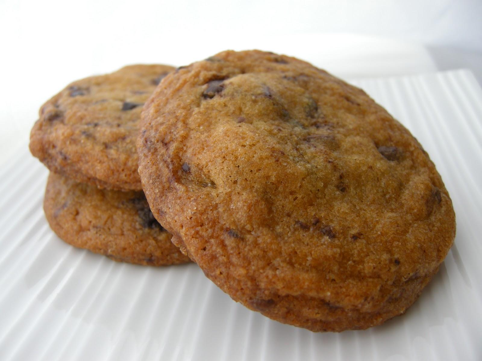Ad Hoc Chocolate Chip Cookies Recipe