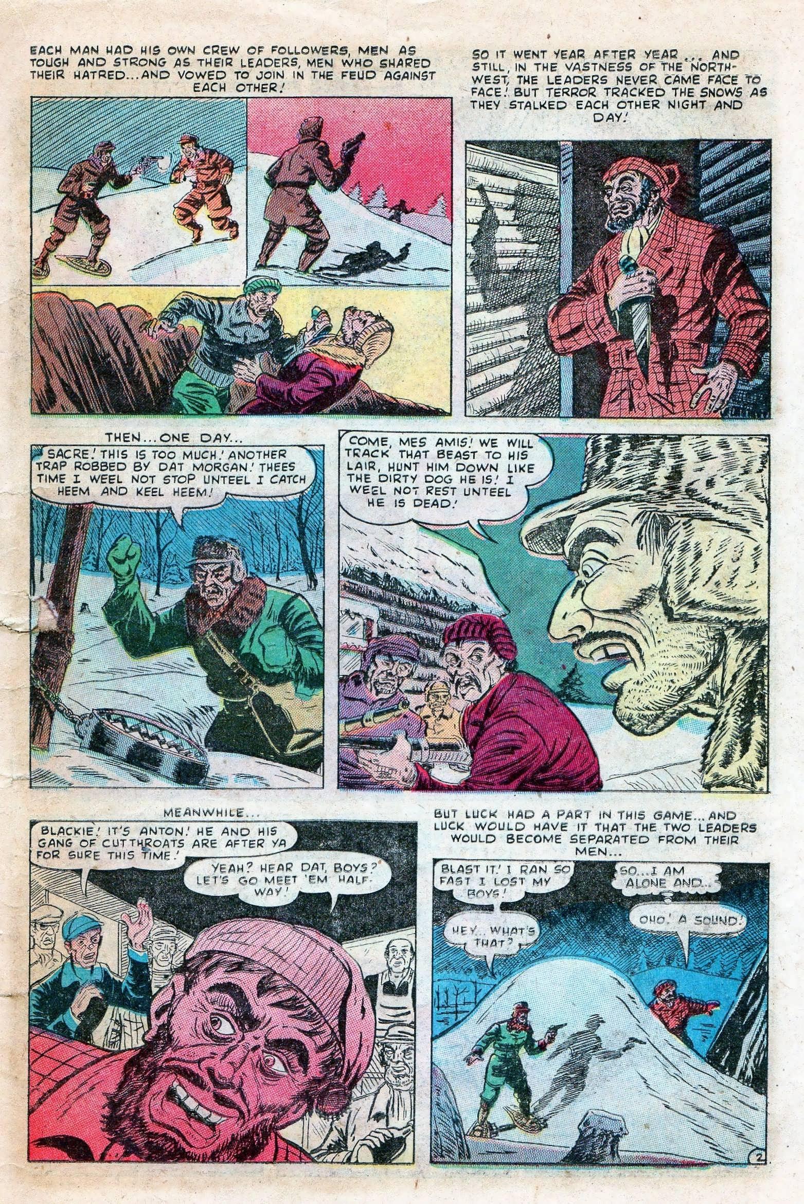 Read online Adventures into Weird Worlds comic -  Issue #11 - 15