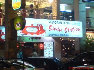 Sushi Station Kepong Malaysian Foodie You can also enjoy select items from our dinner menu. malaysian foodie