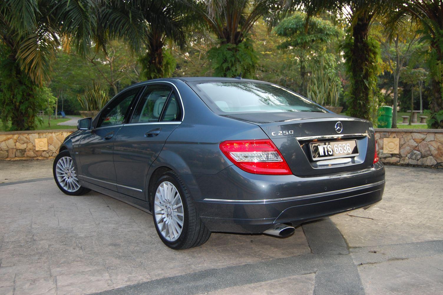 Tried & Tested: Mercedes-Benz C250 CGI