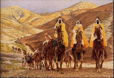 """Journey of the Magi"" - James Tissot"