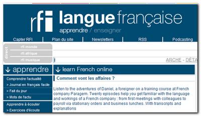 دروس رائعة -  20 درس لتعلم اللغة الفرنسية