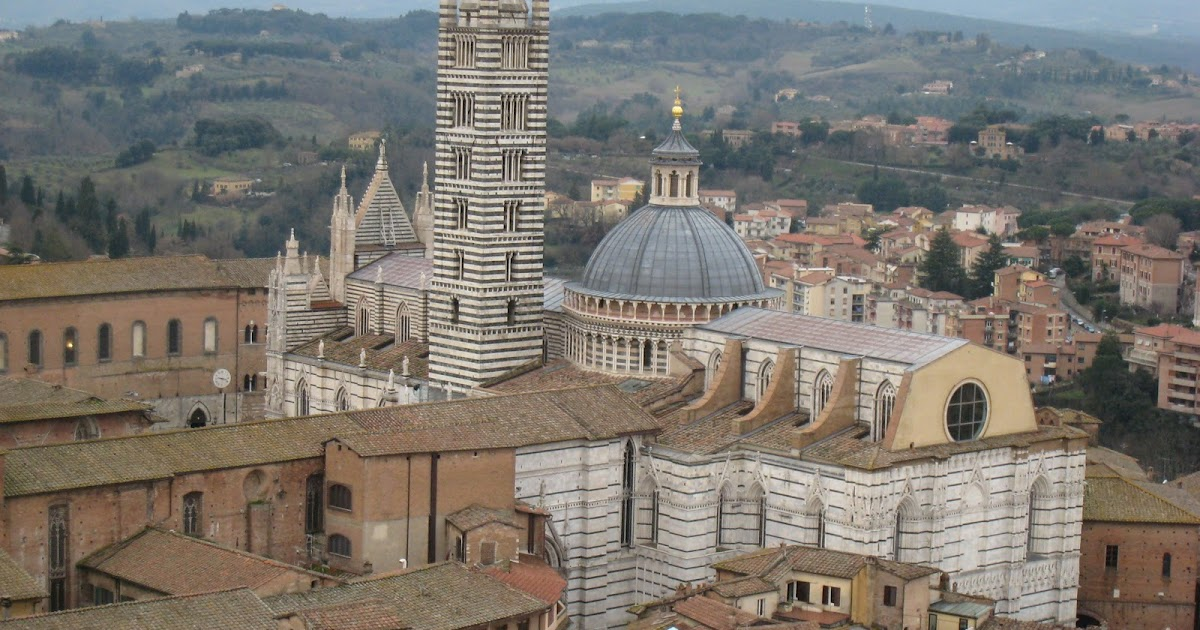 Italian Florence: Duffys In Italy: Churches: Siena And Florence
